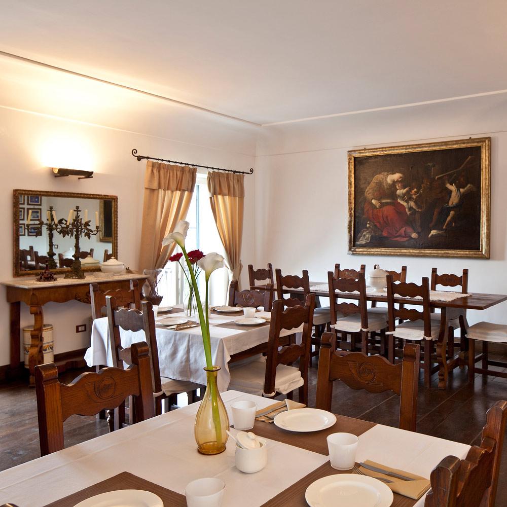 Cena a Salerno