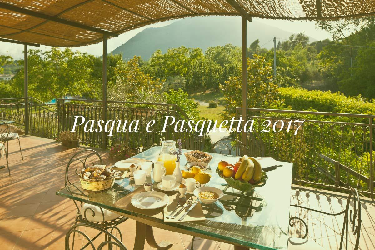 Pasqua 2017 e Pasquetta-2017