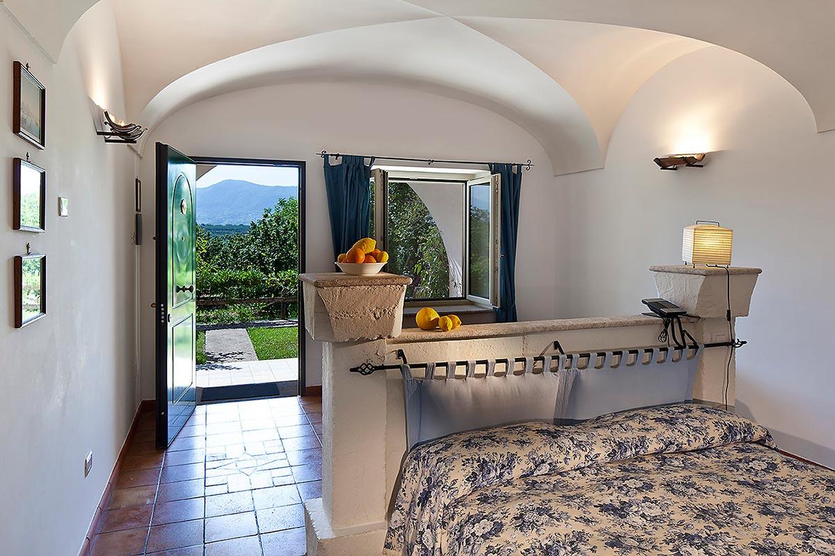 Stanza in albergo a Salerno