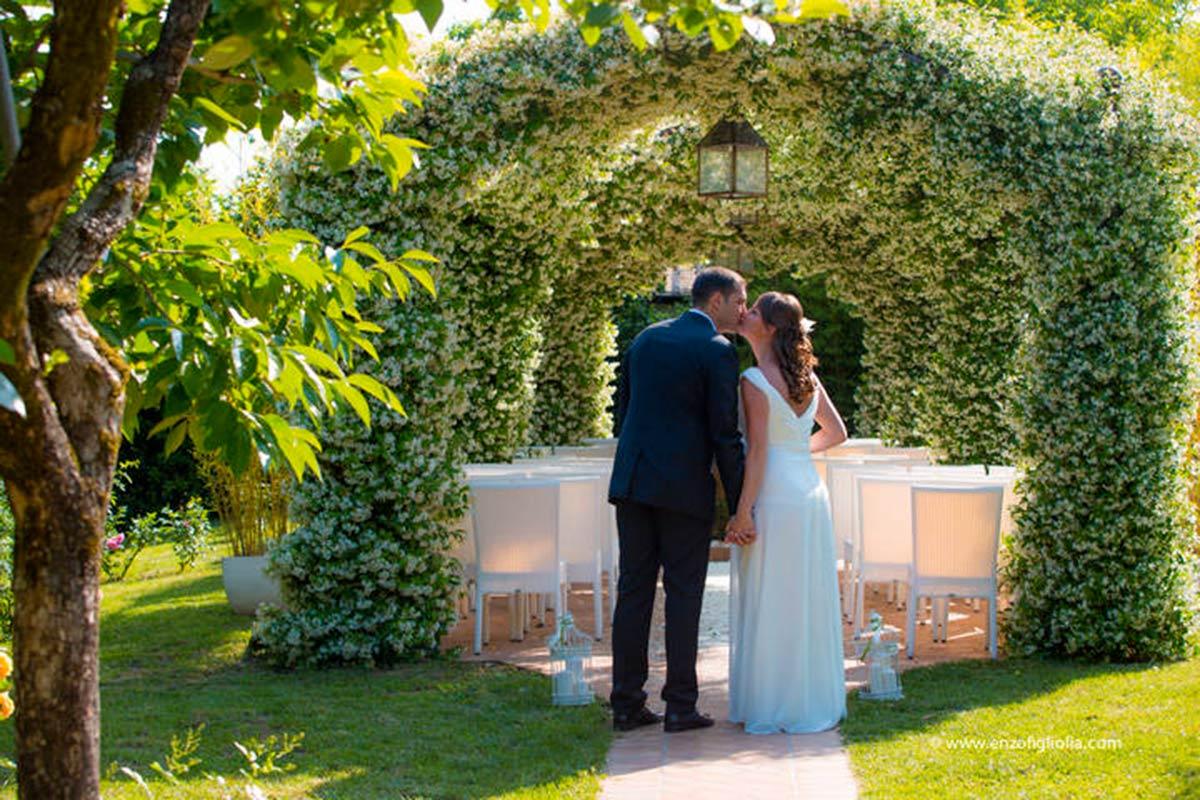 Matrimonio civile a Salerno