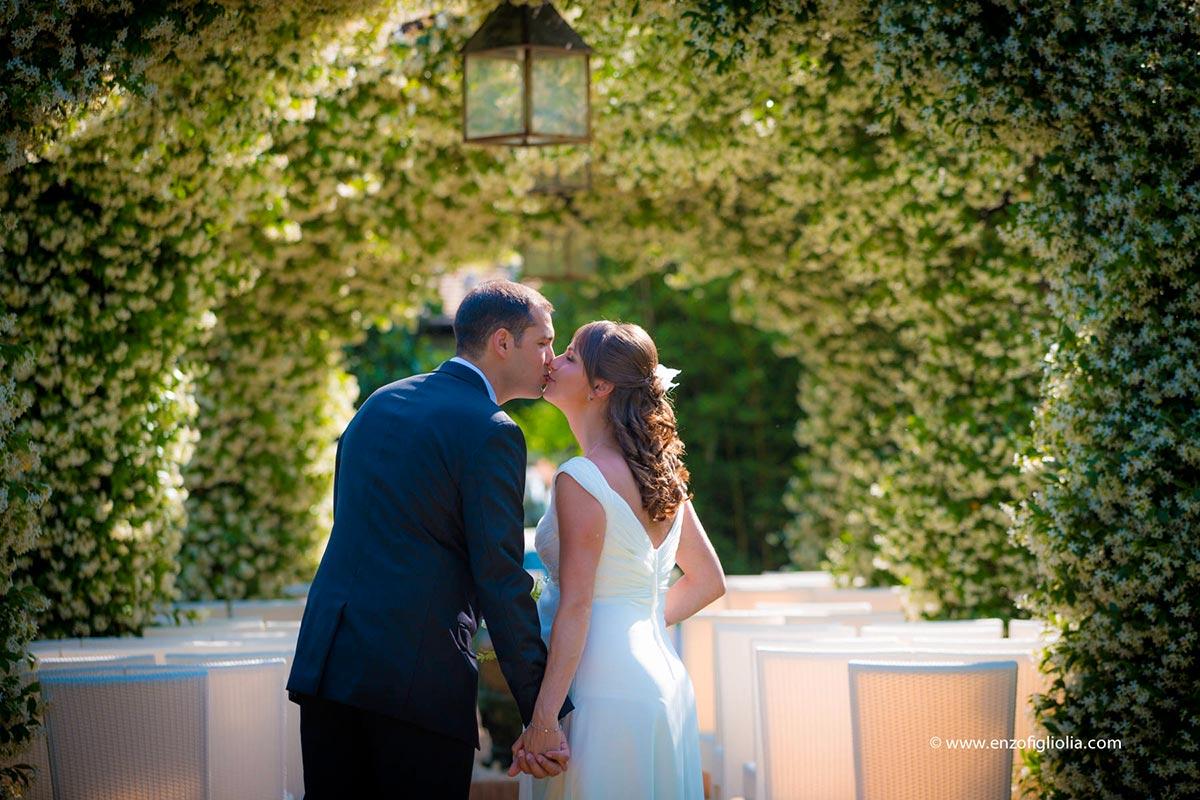 Matrimonio in Campania