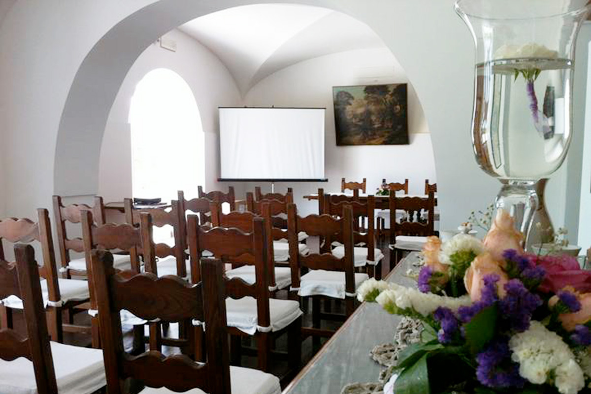 Meeting di lavoro a Salerno