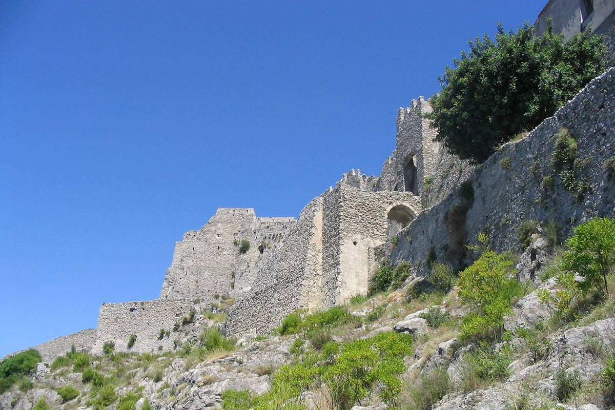 Castello d'Arechi