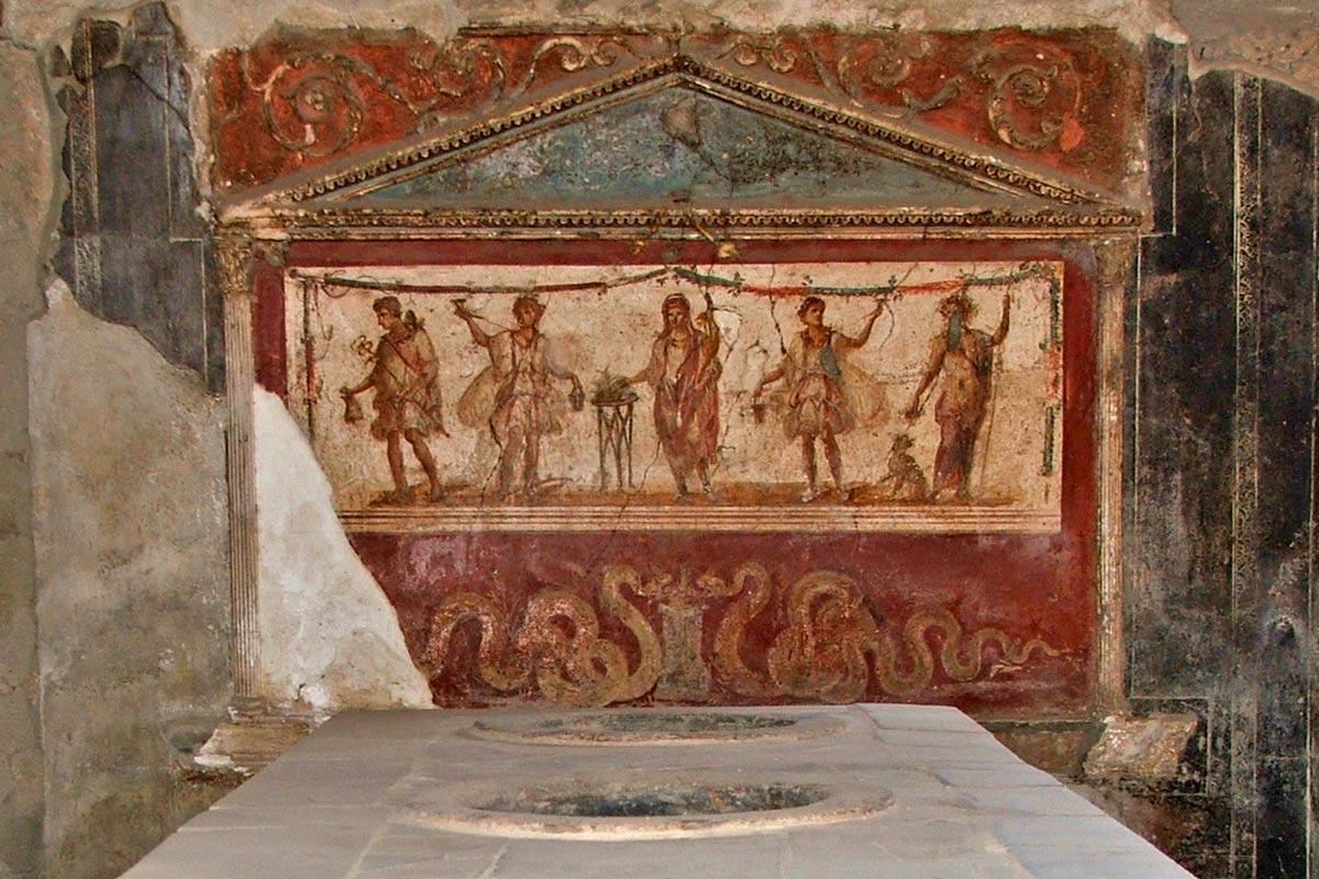Scavi archeologici di Pompei