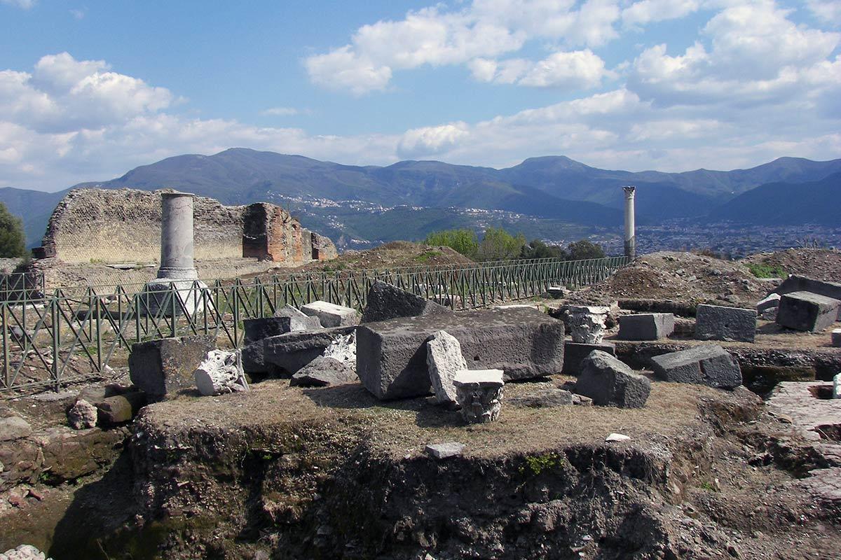 Tempio di Venere a Pompei