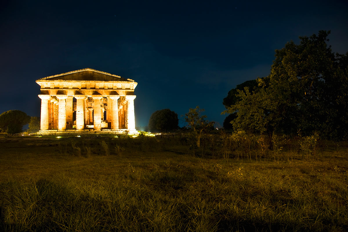 Valle dei Templi di Paestum