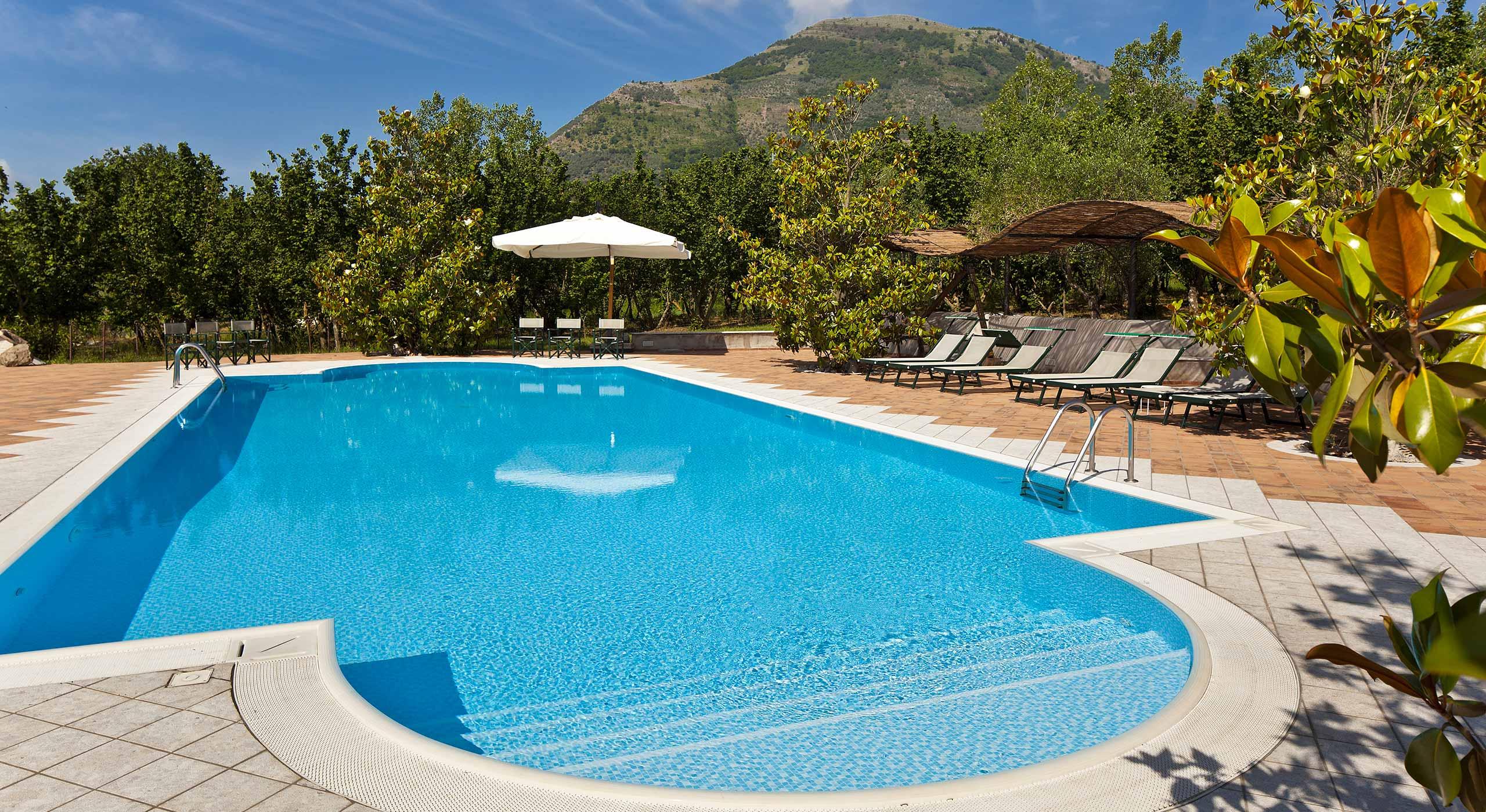 Villa Rizzo Resort Con Spa Tra Salerno E La Costiera